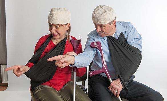 Die Dresdner Jux Company empfiehlt eine neue Therapiemethode.