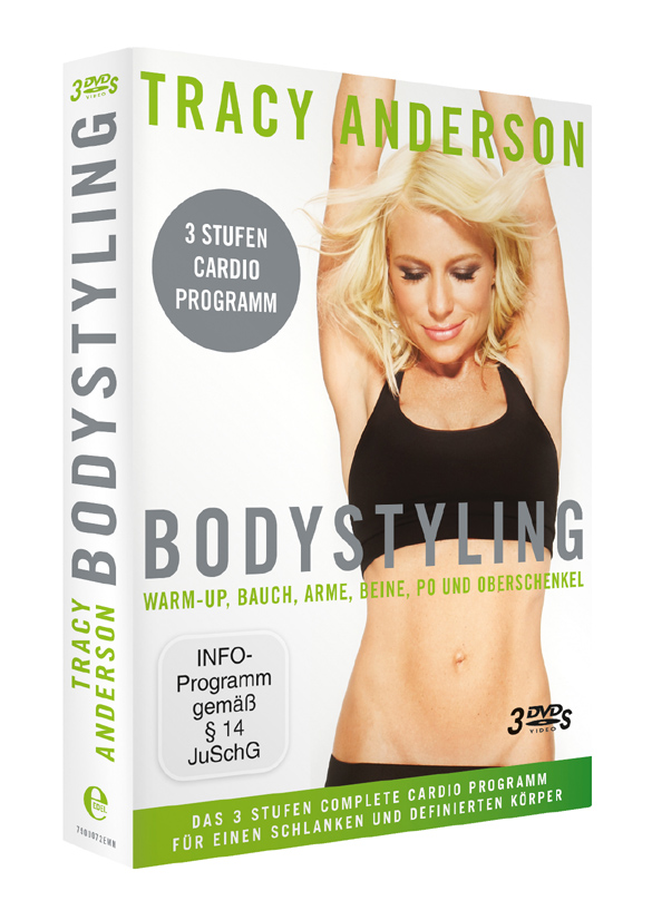 Tracy Anderson Bodystyling