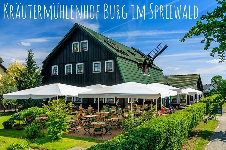 Der Kräutermühlenhof in Burg im Spreewald